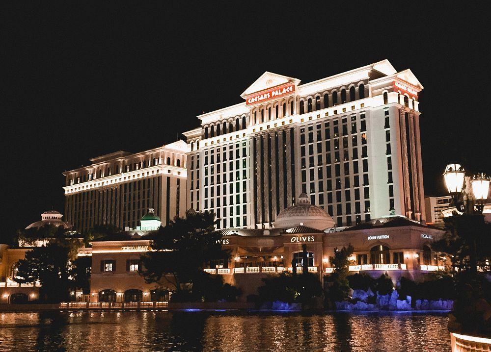 Dónde Alojarse En Las Vegas Mejores Zonas Y Hoteles