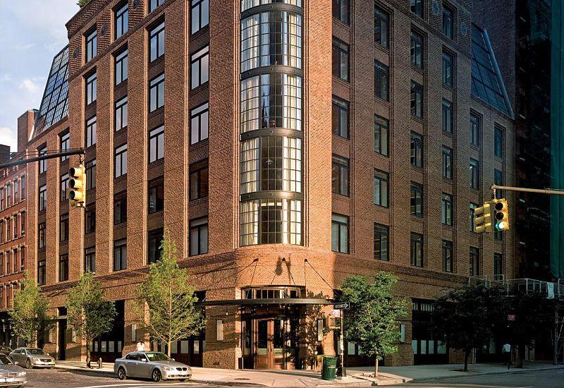 mejor hotel de nueva york