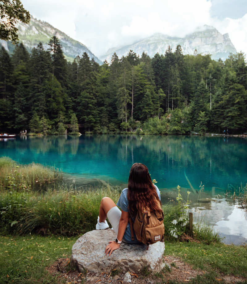 blausee suiza